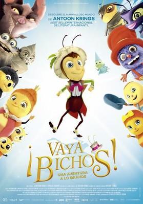 ¡Vaya bichos! - Poster - Spain