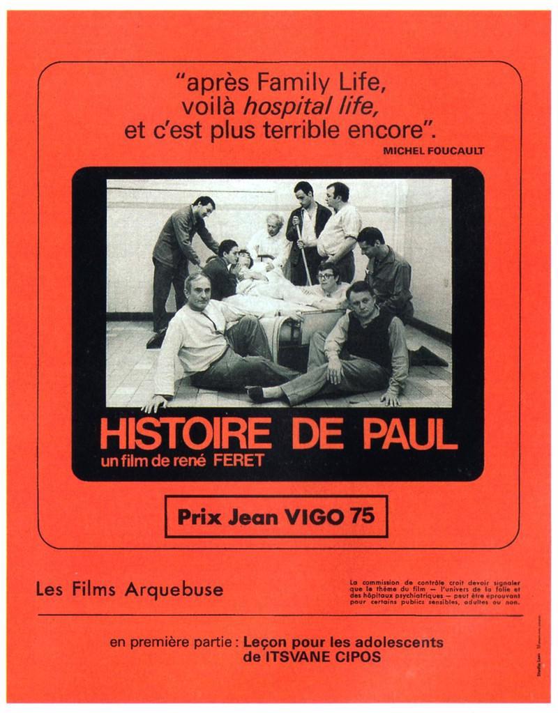 Premio Jean Vigo - 1975
