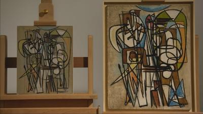 Hans Hartung, la fureur de peindre