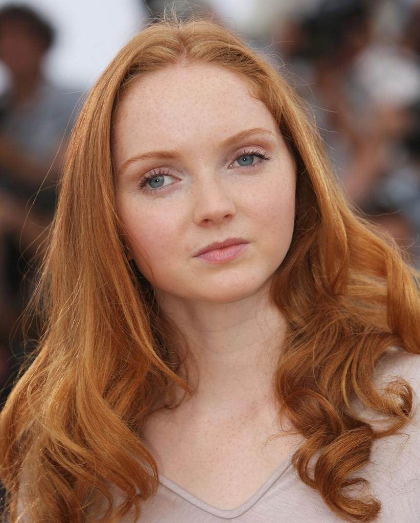 Lily Cole - UniFrance Jude Law