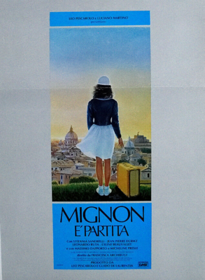 Mignon est partie - Poster - Italy