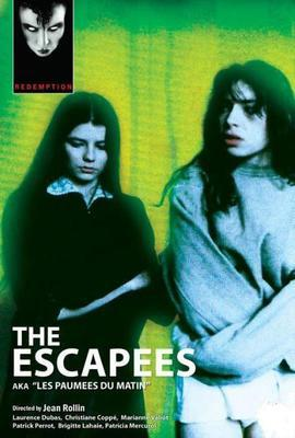 The Escapees - Jaquette DVD UK
