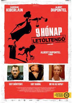 9 meses... ¡De condena! - Poster - Hungary