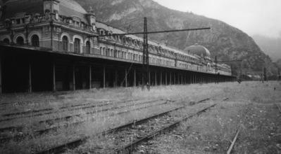 Passage des Pyrénées