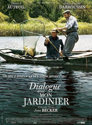 Dialogue avec mon jardinier - Poster - France