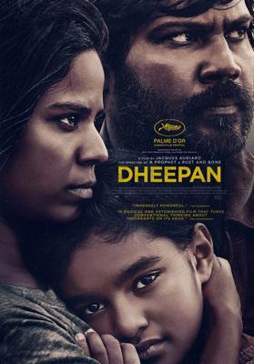 Dheepan - Poster - USA