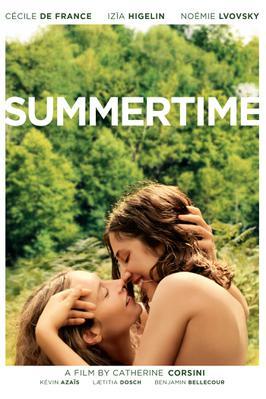 Un amor de verano - Poster - EN