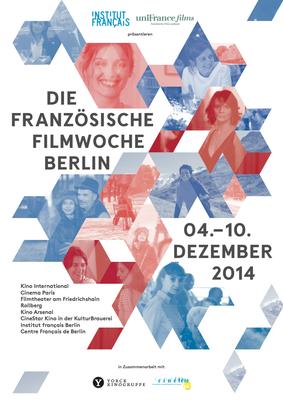 Semana de Cine Francés de Berlín - 2014