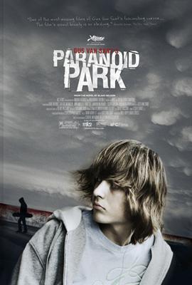 Paranoid park - Poster - USA