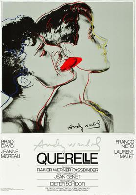 Querelle - Poster Allemagne