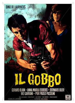 El Jorobado de Roma - Poster - Italie
