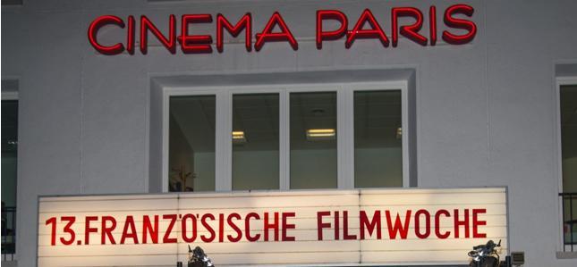 Nouveau succès pour la Semaine du film français de Berlin