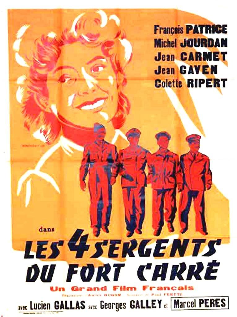 Les Quatre sergents du Fort Carré