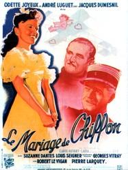 Le Mariage de Chiffon - Poster France
