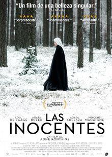 Las Inocentes - Poster - Argentina