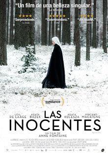 Les Innocentes - Poster - Argentina