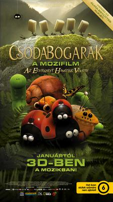 Minuscule: Valley of the Lost Ants - Poster - Hungary