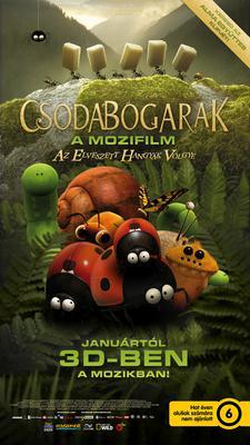 Minúsculos, el valle de las hormigas perdidas - Poster - Hungary