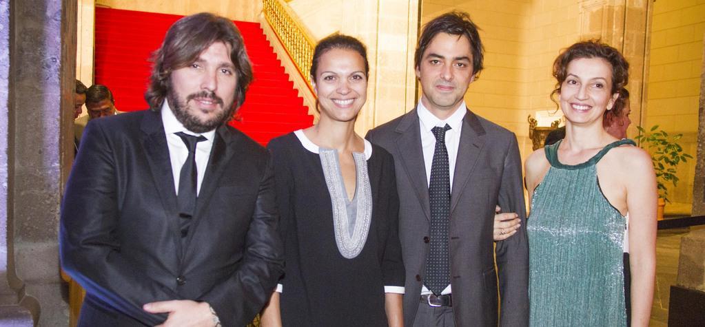 Le cinéma français en voyage présidentiel au Mexique