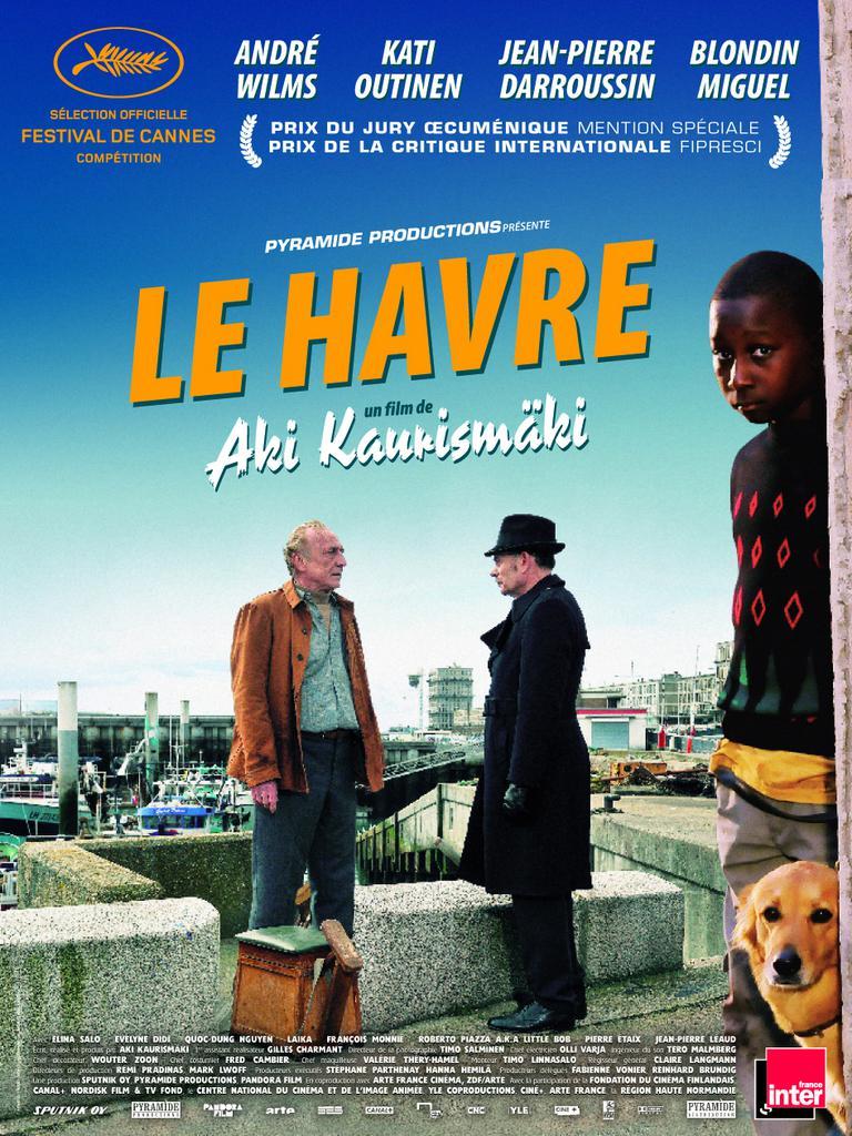 Aki Kaurismäki - Poster - France