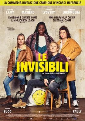 Las Invisibles - Poster - Italy