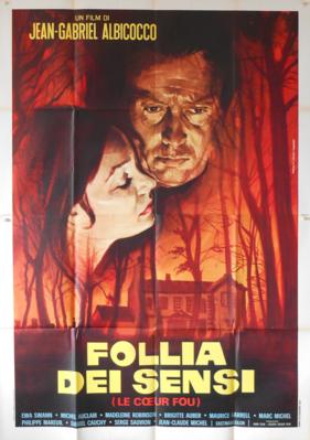 Le Cœur fou - Poster Italie