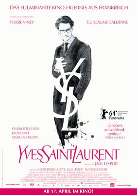 Yves Saint Laurent - © Poster - Germany