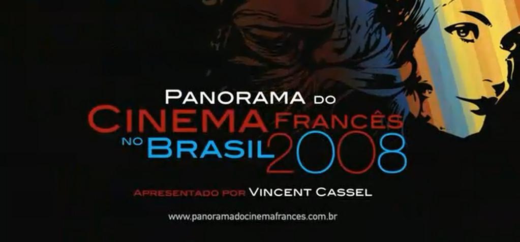 Bande annonce : Panorama du cinéma français au Brésil - 2008