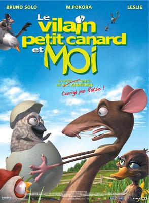 Vilain petit canard et moi (Le) / 仮題:みにくいアヒルの子と私