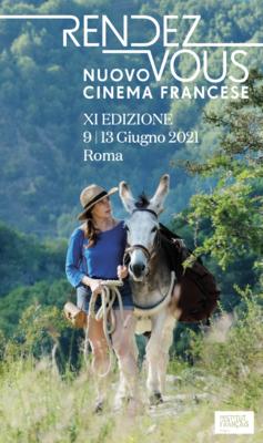 Rendez-vous avec le nouveau cinéma français à Rome - 2021
