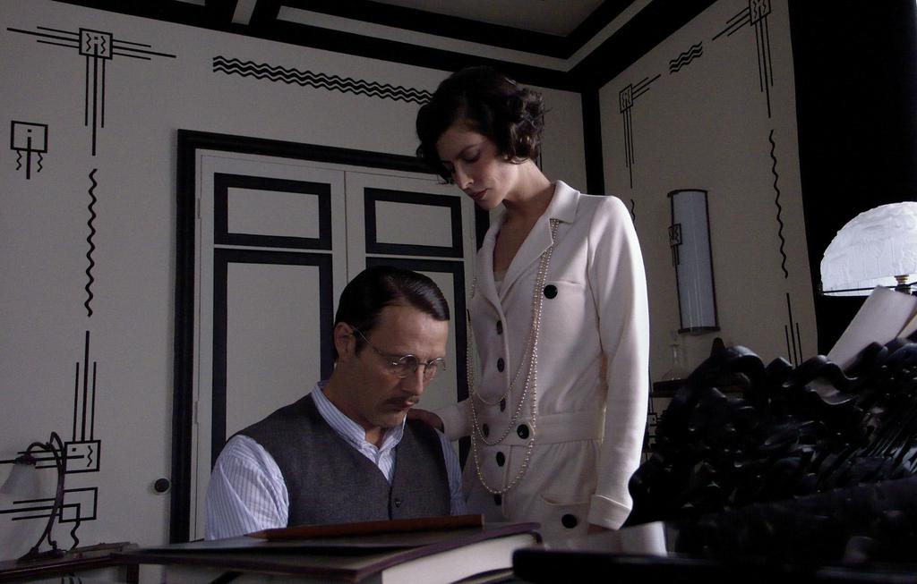 Coco Chanel & Igor Stravinsky - © Regine Abadia