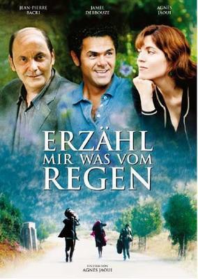 Parlez-moi de la pluie - Poster - Germany