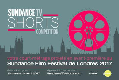 Festival Sundance Channel Shorts de Londres - 2017