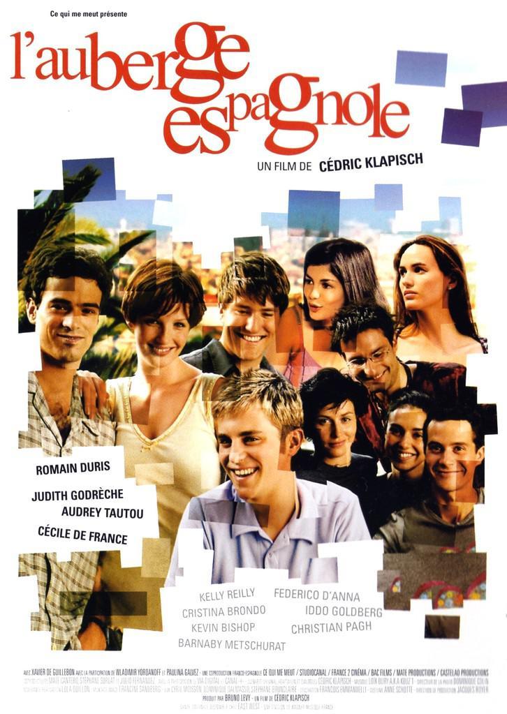 French Film Festival UK (Edinburgh) - 2002 - Poster - France