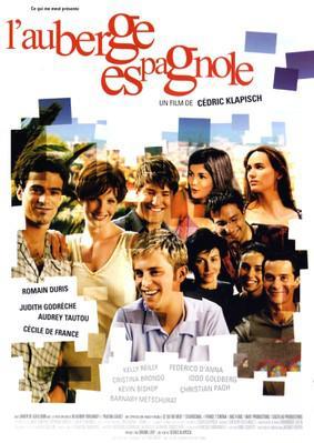 L'Auberge espagnole - Poster - France