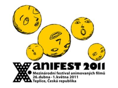 AniFest - Festival internacional de cine de animación de Teplice  - 2011