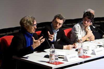 Report on the 8th Franco-Germany Film Meetings