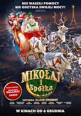 Santa & Cie - Poster - Poland