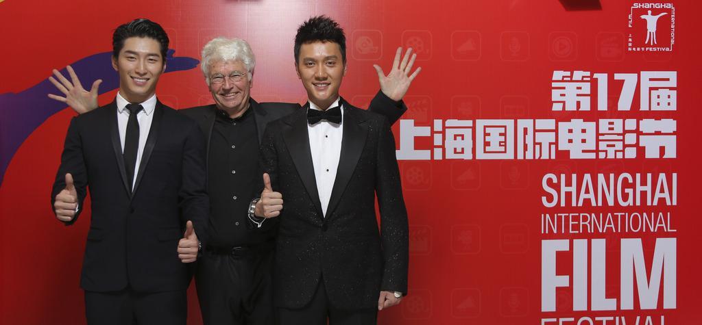 Le cinéma français au Festival International du Film de Shanghai