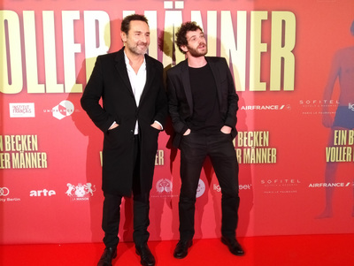 Let's get together at the 18th Berlin French Film Week