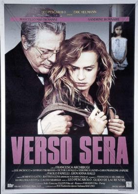 Dans la soirée - Poster - Italy