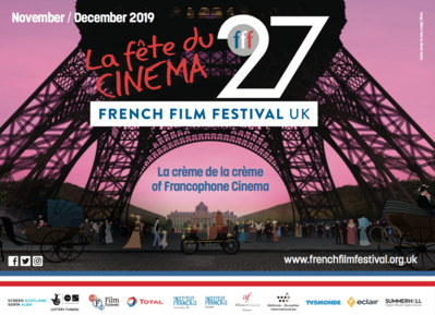 ロンドン-フレンチフィルムフェスティバルUK - 2019
