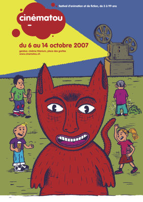 International Animated Film Festival in Geneva (Animatou)