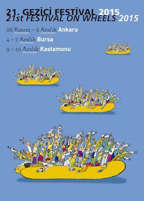 Festival itinérant de films européens d'Ankara - 2015