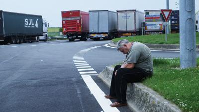Highway Rest Stop