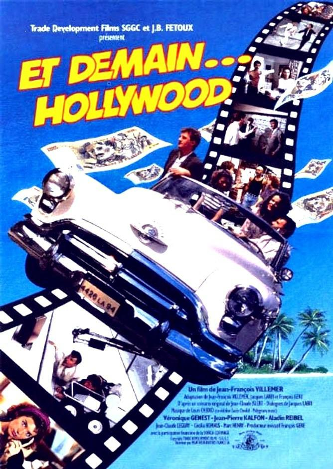 Tomorrow... Hollywood