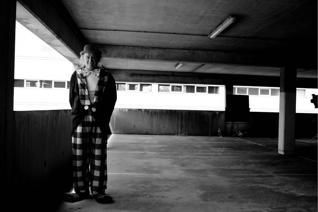 Laurie Garel - Vincent Hermano (Le héros) - © arts films