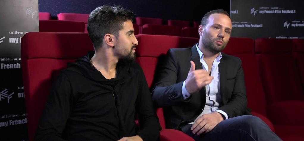 インタヴュー : Guillaume Foirest & Redouane Behache