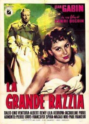 Razzia sur la chnouf - Poster Italie