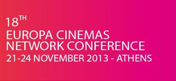 Europa Cinemas conference in Athens